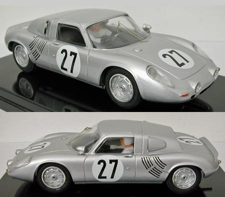 GMC09 Porsche 718 #27, LeMans 1963, RTR
