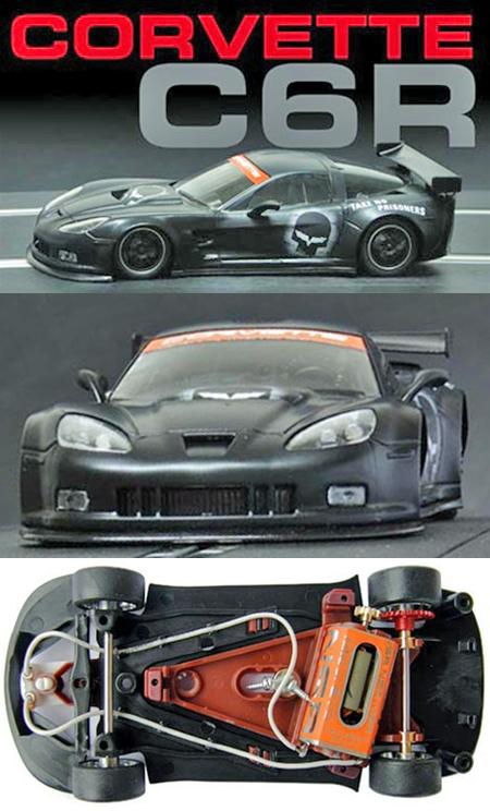 NSR 1084AW Corvette C6R GT2 No Prisoners