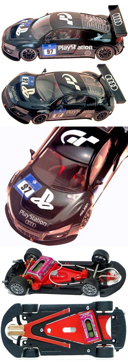 NSR 1094AW Audi R8 GT, Playstation