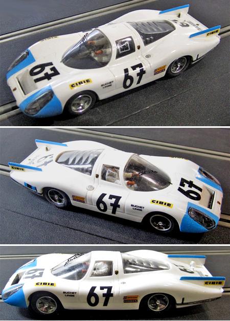 GMC11 Porsche 907 #67, RTR car