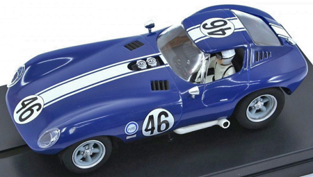 MRRC MC12009 Cheetah, #46 blue