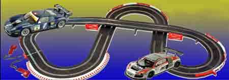 Ninco 20152 GT Rivals race set