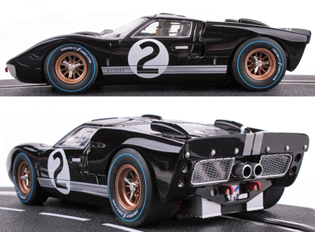 Ford GT40 MKII, 1966 LeMans winner, Bruce McLaren/Chris Amon - Carrera 23769