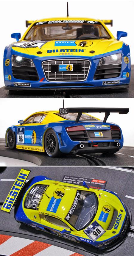 Carrera 23774 Audi R8 LMS #88, D124