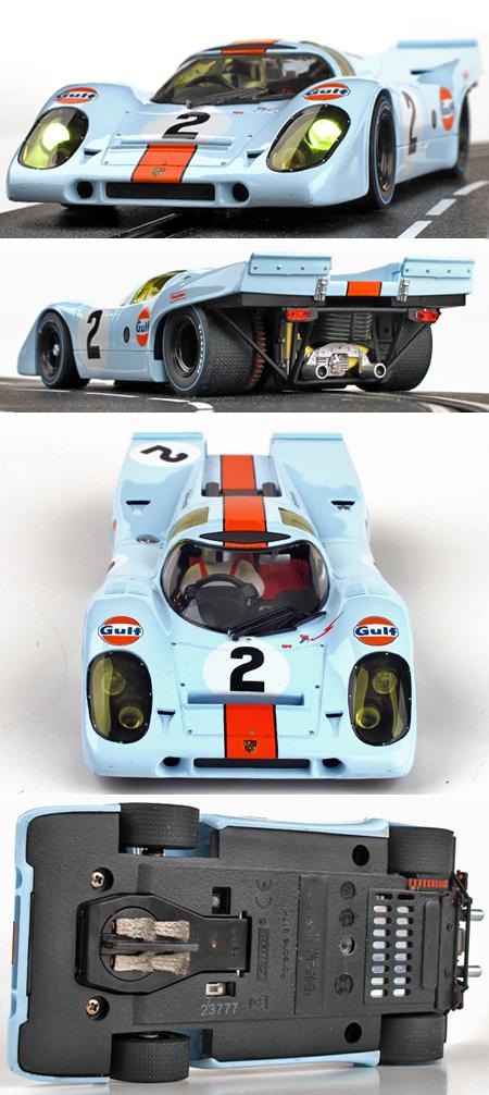 Carrera 23777 Porsche 917 1971 Daytona winner, Digital 124