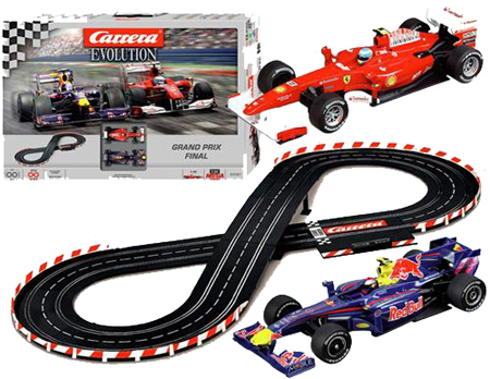 Carrera 25181 Grand Prix Final race set