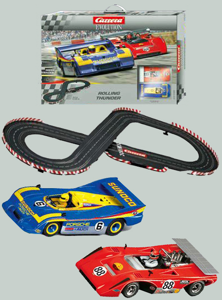 Carrera 25199 Rolling Thunder race set