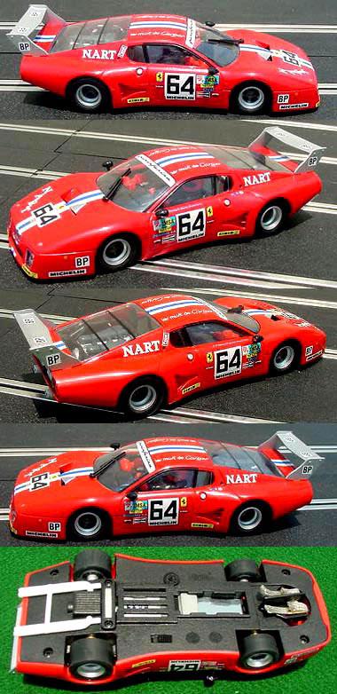 Carrera 25727 Ferrari 512BB/LM