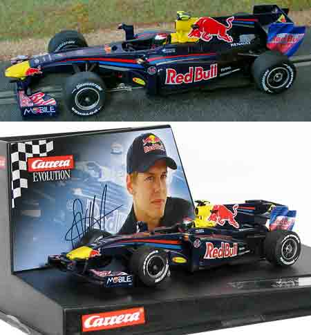 Carrera 27324 Red Bull F1, 2009, #15 - $39.99
