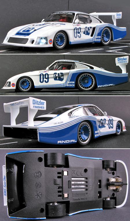 Carrera 27372 Porsche 935/78, PPG