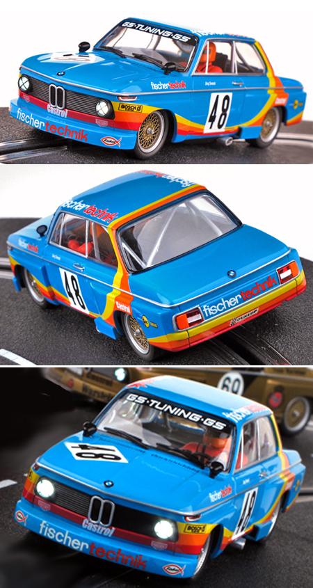 Carrera 27402 BMW 2002 #48, 1975