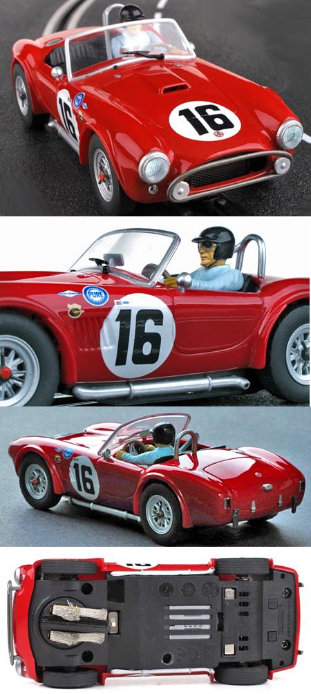 Carrera 27412 Cobra 289, Sebring 1963