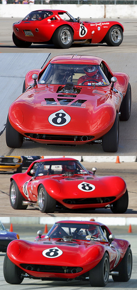 Carrera 27413 Cheetah, Alan Green Chevrolet