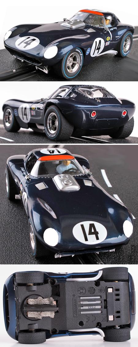 Carrera 27414 Cheetah, Daytona 1964