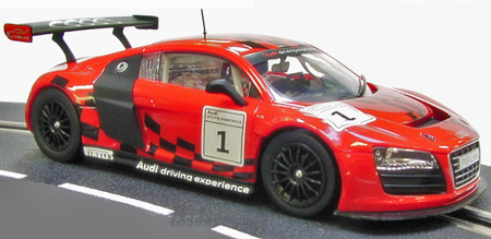 Carrera 30588 Audi R8, D132, limited edition car, 2011