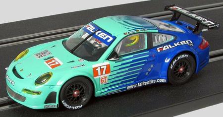 Carrera 30642 Porsche 997, Team Falken, Digital 132