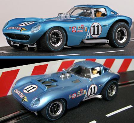 Carrera 30649 Cheetah, blue #11, Digital132