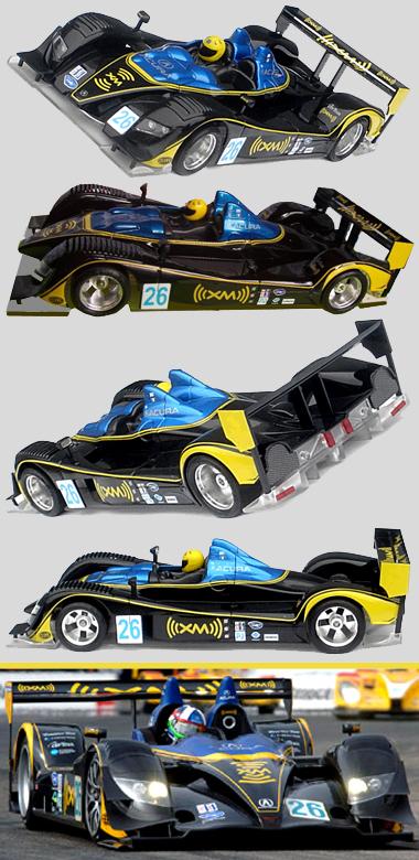Ninco 50525 Acura LMP