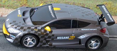 """Ninco 50580 Renault Megane Trophy """"N4"""" Lightning"""