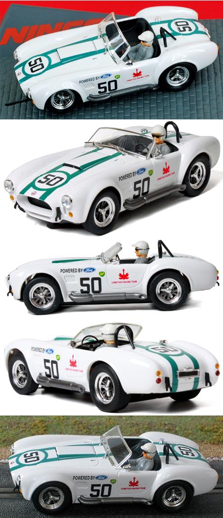 Ninco 50585 Cobra 427, Comstock Racing