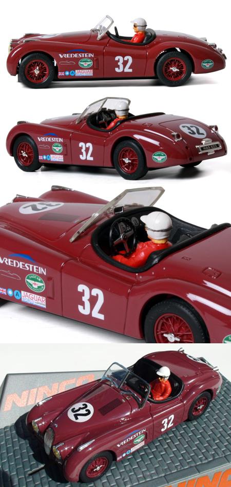 Ninco 50587 Jaguar XK120, Donington