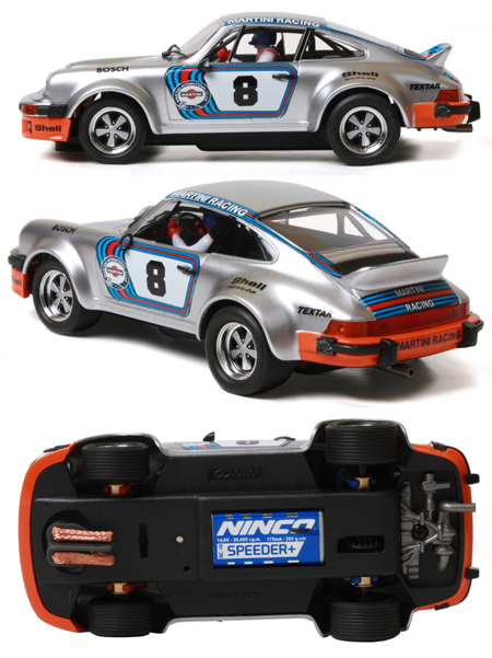Ninco 50613 Porsche 934 Martini