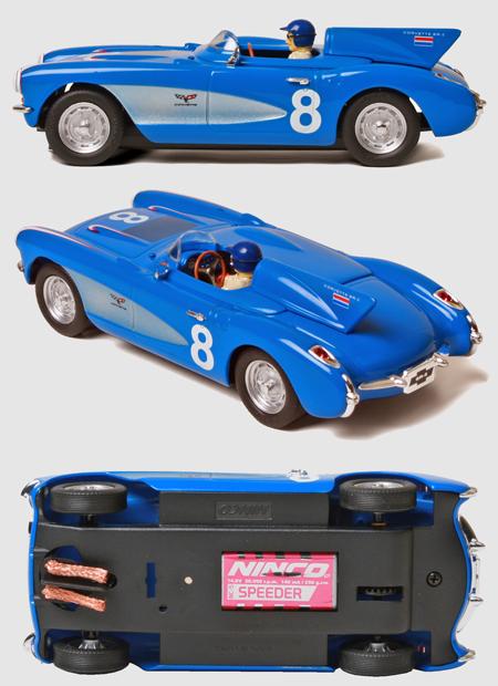 Ninco 50636 Corvette