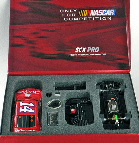SCX 50720 Pro NASCAR, Tony Stewart