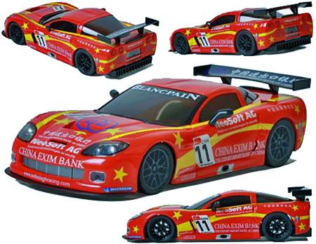 "Ninco 55061 Corvette C6R GT3 ""China Exim Bank"""