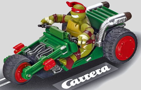 Carrera 61286 GO! Raphael's Trike, 1/43 scale
