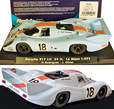 Fly 709102 Porsche 917LH, LeMans 1971