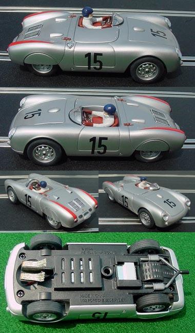 Revell 80-8363 Porsche 550 Avus 1955