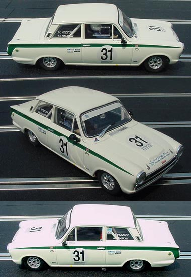 Revell 80-8376 Ford Lotus Cortina