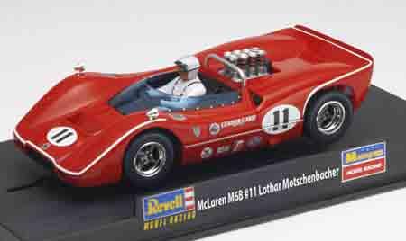 Monogram 85-4841 McLaren M6B, L. Motschenbacher