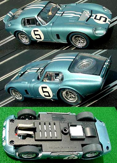 Monogram 85-4850 Cobra Daytona Coupe