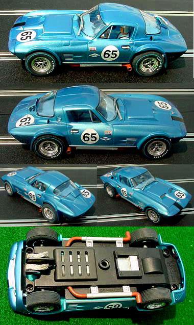 Monogram 85-4858 Corvette Grand Sport
