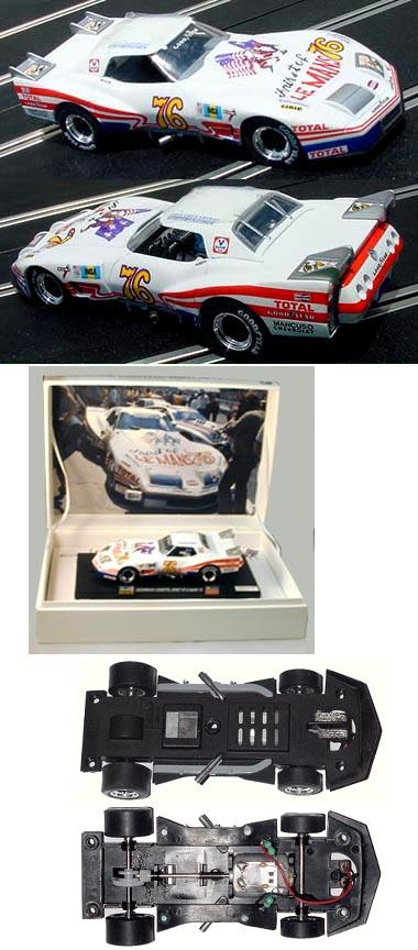 Monogram 85-4863 Greenwood Corvette