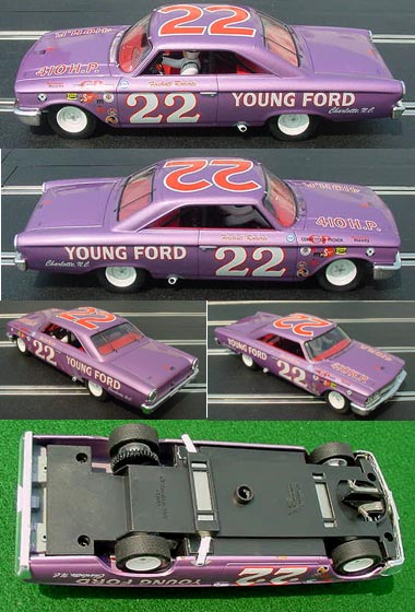 Monogram 85-4888 1963 Ford Fireball Roberts