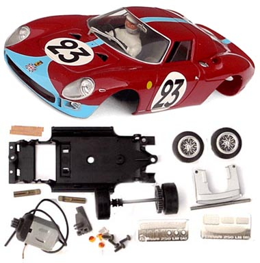 Fly 88321 Ferrari 250LM LeMans 1965 KIT