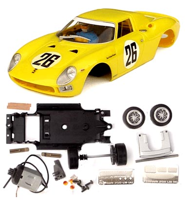 Fly 88328 Ferrari 250LM LeMans 1965