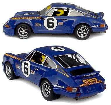 88351 Porsche 911 Carrera RSR, Sunoco