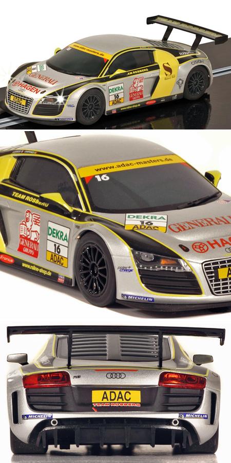 Scalextric C3179 Audi R8 GT3