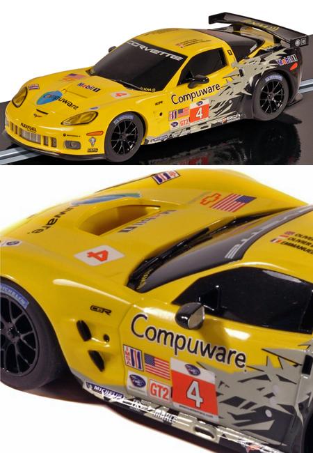 Scalextric C3185 Corvette C6R GT2