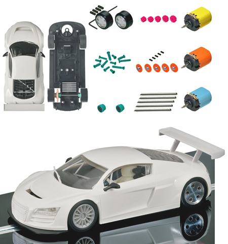 Scalextric C3192 Audi R8 GT3 KIT