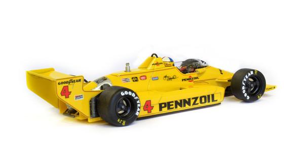 Ostorero CH2K 1980 Chaparral 2K, Indianapolis 500 winner ...