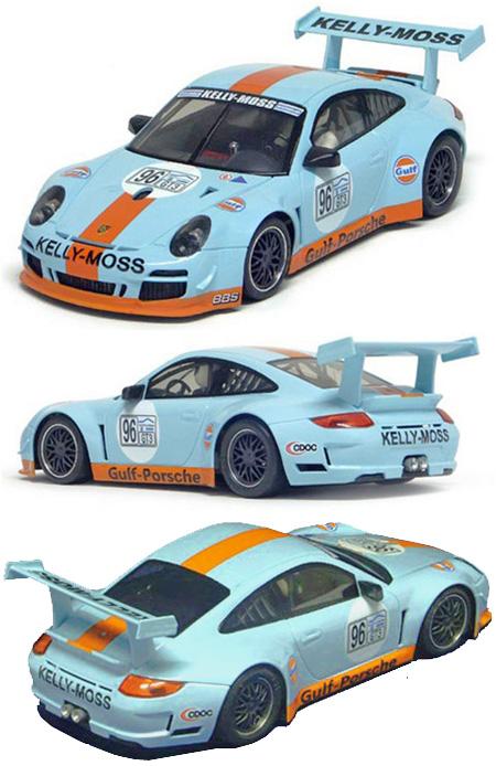 NSR 1125AW Porsche 997 Gulf