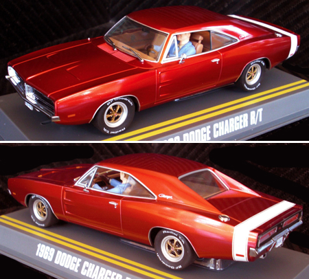 Pioneer P019 '69 Cherry Red Charger