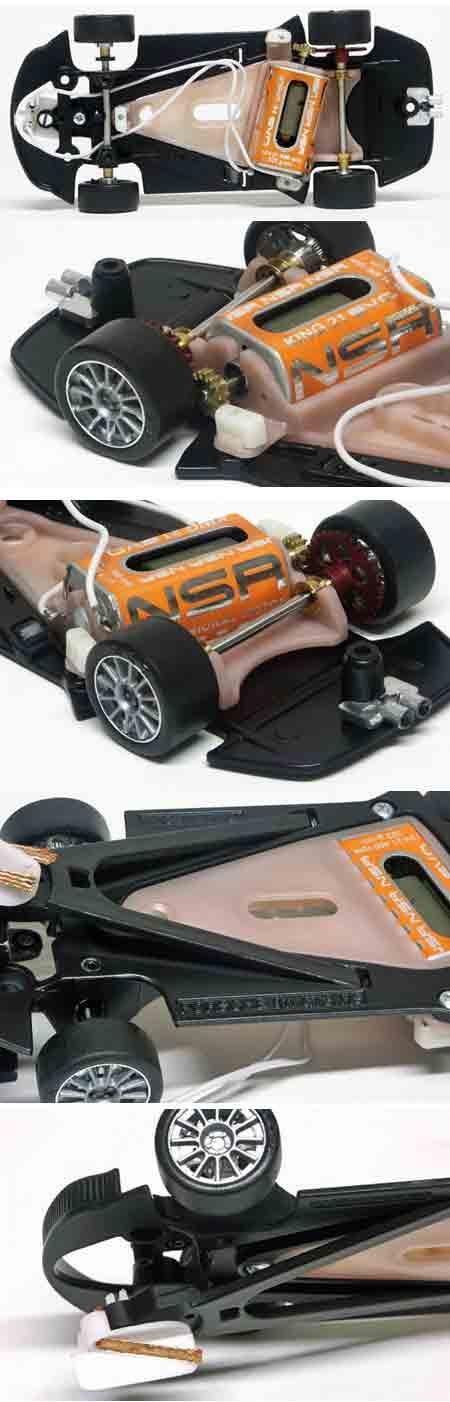 NSR 997 chassis