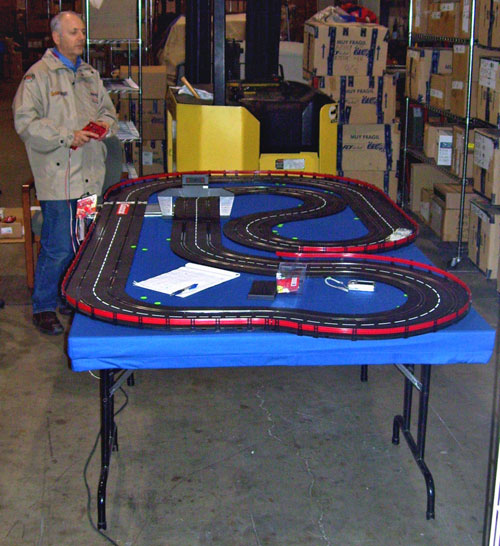 Electric Dreams Slot Car Challenge 2 Results