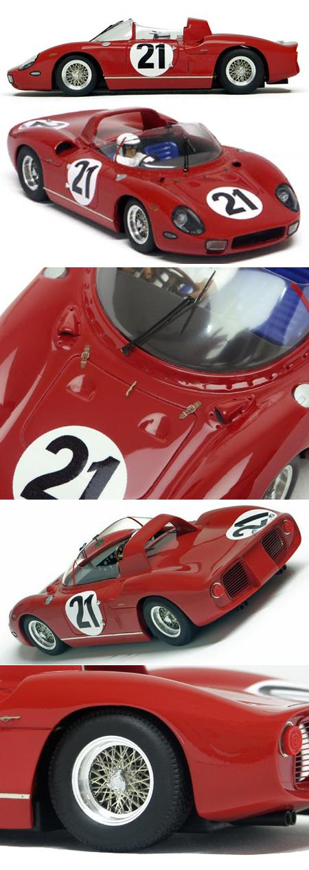 Racer RCR58A Ferrari 250P 1963 LeMans winner